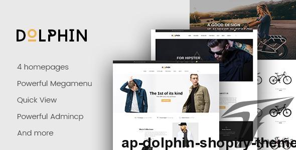 Ap Dolphin Shopify Theme by apollotheme