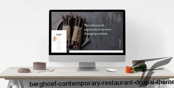 Berghoef - Contemporary Restaurant Drupal Theme by createdbycocoon