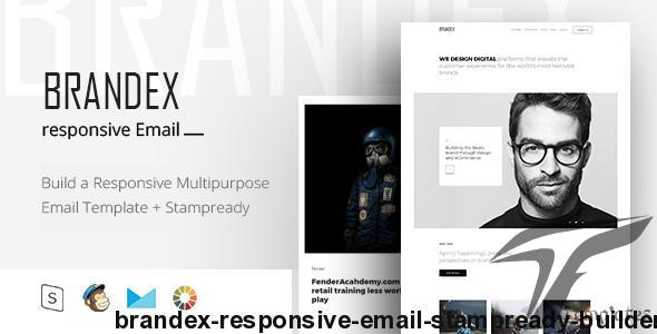 BRANDEX - Responsive Email + StampReady Builder by new-world