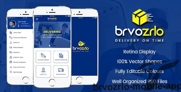 Brvozrlo Mobile App by ogwebsolutions