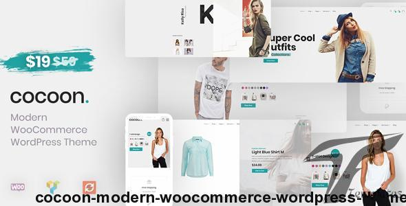 Cocoon - Modern WooCommerce WordPress Theme by gnodesign