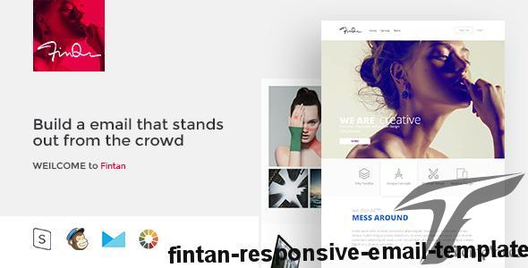 Fintan - Responsive Email Template by zay01