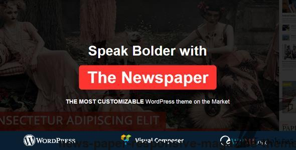News Paper - Responsive Magazine Theme by themeprofuse