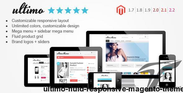 Ultimo - Fluid Responsive Magento Theme by infortis
