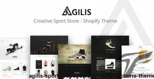 Agilis - Sport Responsive Shopify Sections Theme By boostheme