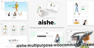 Aishe - Multipurpose WooCommerce Theme By jwsthemes