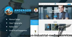 Anderson | Industrial Roofing Services By ancorathemes