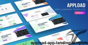 Appload - App Landing Template By beetheme_