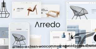 Arredo - A Clean WooCommerce WordPress Theme By select-themes
