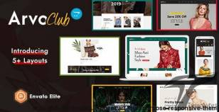 Arvo Club for Boutique - Opencart Multi-Purpose Responsive Theme By templatetrip
