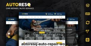 Autoresq - Auto Repair WordPress Theme By zoutula