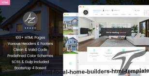 AZerbud - Local Home Builders HTML Template By mwtemplates