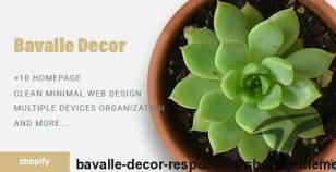 Bavalle - Decor Responsive Shopify Theme By volusthemes
