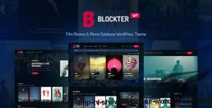 Blockter - Movie & TV Show database WordPress Theme By haintheme