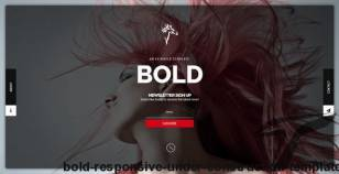 Bold || Responsive Under Construction Template By ex-nihilo