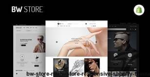 BW Store - Multi Store Responsive Shopify Theme By shopilaunch