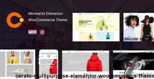 Cerato - Multipurpose Elementor WooCommerce Theme By cleversoft