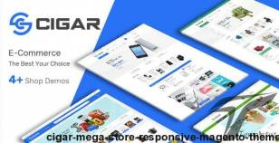 Cigar - Mega Store Responsive Magento Theme By plaza-themes