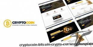 CryptoCoin | Bitcoin Crypto Currency Template By wowthemez