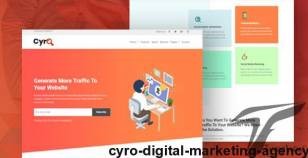 Cyro Digital Marketing Agency