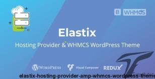 Elastix - Hosting Provider & WHMCS WordPress Theme By vergatheme