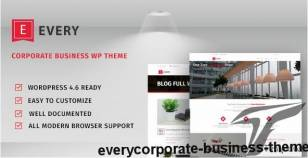 Every-Corporate Business Theme By helloxpart