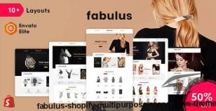 Fabulus - Shopify Multi-Purpose Responsive Theme By templatetrip