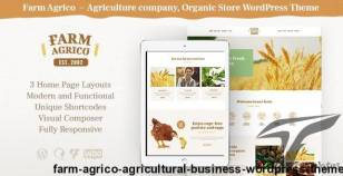 Farm Agrico   Agricultural Business WordPress Theme By ancorathemes