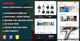 Getfund - Nonprofit, Crowdfunding & Charity HTML5 Template By templatehouse_net