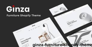 Ginza - Furniture Shopify Theme By hastech