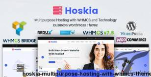 Hoskia | Multipurpose Hosting with WHMCS Theme By themelooks
