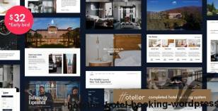 Hoteller | Hotel Booking WordPress By themegoods