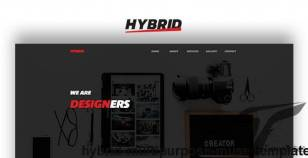 Hybrid - Multipurpose Muse Template By muse8rain