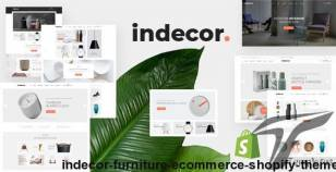Indecor - Furniture eCommerce  Shopify Theme By hastech