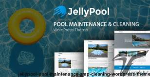 JellyPool - Pool Maintenance & Cleaning WordPress Theme By modeltheme