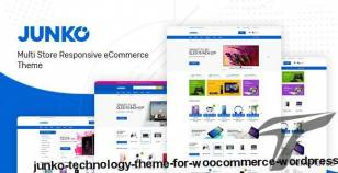 Junko - Technology Theme for WooCommerce WordPress By plaza-themes