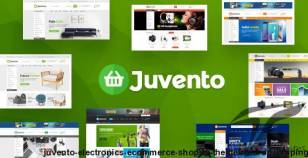 Juvento - Electronics eCommerce Shopify Theme + RTL + Dropshipping By hastech