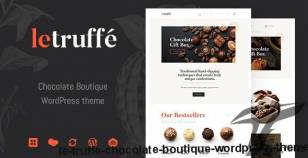 Le Truffe | Chocolate Boutique WordPress Theme By themerex
