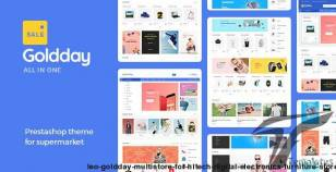 Leo Goldday - Multistore for Hitech, Digital, Electronics, Furniture Store By leo-theme