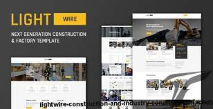 Lightwire - Construction and Industry | Construction | Factory By schiocco