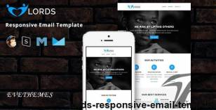 Lords - Responsive Email Template By evethemes