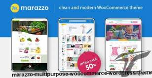 Marazzo - MultiPurpose WooCommerce WordPress Theme By themesground