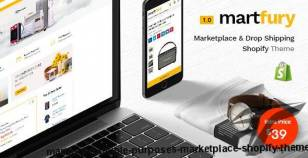 Martfury - Multiple Purposes Marketplace Shopify Theme By carrotlabs