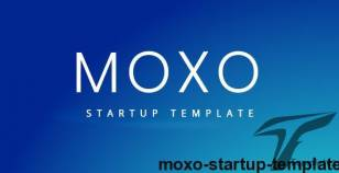 Moxo - Startup Template By mital_04