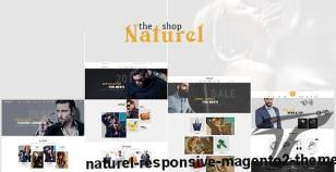 Naturel - Responsive Magento2 Theme By magicspells
