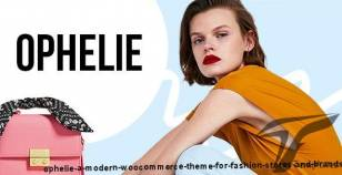 Ophelie - A Modern WooCommerce Theme for Fashion Stores and Brands