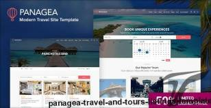 Panagea - Travel and Tours listings template By ansonika