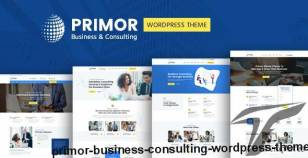 Primor - Business Consulting WordPress Theme By template_path
