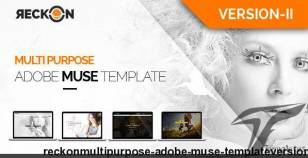 Reckon-Multipurpose Adobe Muse Template-Version-2 By awesome-templates
