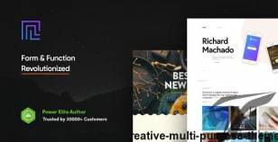 Revolution - Creative Multi Purpose Theme